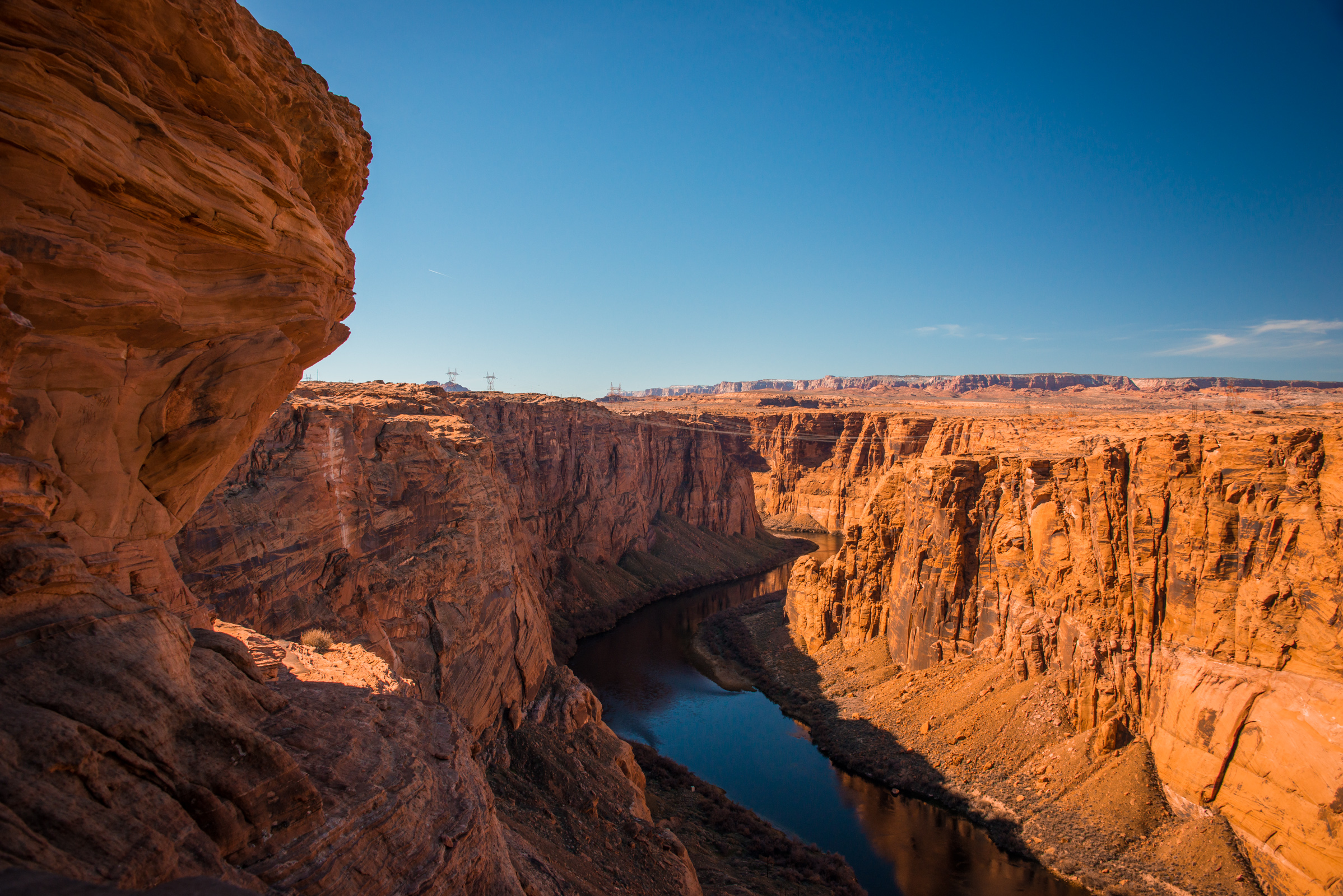 glen canyon, arizona, photographed by jamie bannon photography.